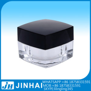 50g Acrylic Cosmetic Cream Jar pictures & photos