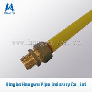 Natural PVC PE Coating Csst Gas Hose pictures & photos