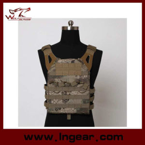 Adjustable Police Military Vest Airsoft Tactical Vest Vt390 pictures & photos