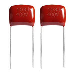400V 103j China Polyester Capacitor