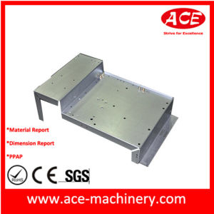 Sheet Metal Fabrication Metal Box pictures & photos