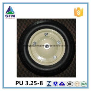 Canton Fair Good Quality PU Wheel
