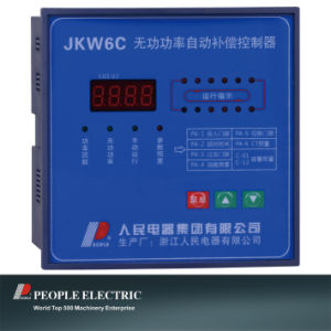 Low Voltage Reactive Power Compensation Controller of Jkw5c pictures & photos