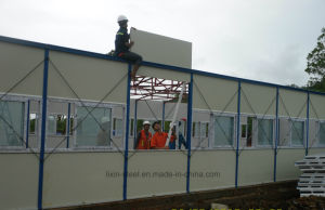 Reliable Steel Prefabricated House Building Manufacturer Supplier with SGS Test pictures & photos