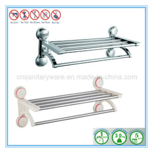 stainless steel bathroom accessories towel rail with suction cup - Bathroom Accessories Towel Rail