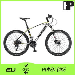 """26"""" 27sp Popular Alloy Mountain Bicyle, White+Yellow, Mountain Bike pictures & photos"""