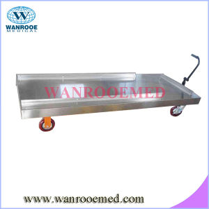 Ga203 Adjustable Funeral Embalming Table pictures & photos
