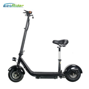 Ecorider Two Wheels City Coco Electric Scooters Harley Scooters pictures & photos