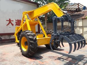 Strong Three Wheel Sugarcane Grapple (HQ4200) for Sale pictures & photos