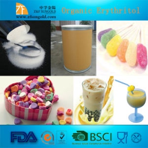 High Quality Food Grade Sweetener Erythritol pictures & photos