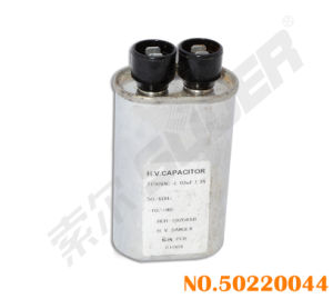 Microwave Oven Capacitor 1.03UF Long Life Capacitor (50220044-1.03 UF) pictures & photos