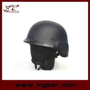 Airsoft Hunting Tactical M88 Steel Helmet for Police Military Training with High Quality pictures & photos