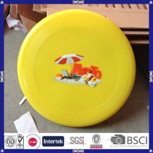 Customized Eco-Friendly Plastic Frisbee pictures & photos