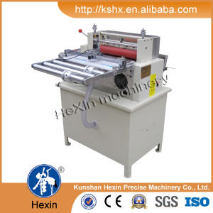 PVC Shrink Sleeve Cutting Machine pictures & photos