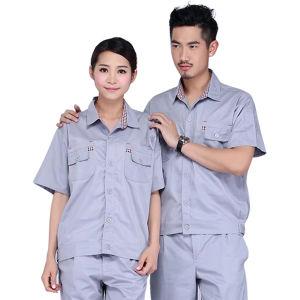 OEM Factory Customized Work Uniform / Staff Uniform pictures & photos