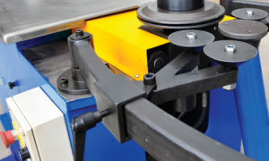 Round Elbow Making Machine pictures & photos