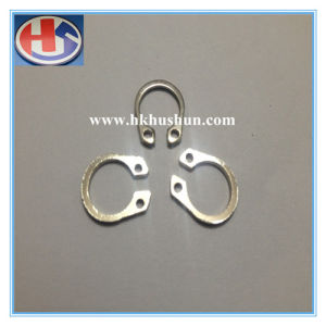 Best Quality Hardware Round Metal Stamping Part (HS-MT-0028) pictures & photos