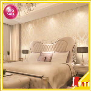 Rich Color Diversity PVC Embossed Wallpaper for Your Choice pictures & photos
