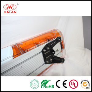 Cheapest LED Flashing Lightbar for Police Car or for Truck with Speaker and Siren Ambulance Fire Engine Police Car Lightbar pictures & photos
