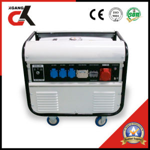 5kw/5kVA/5000W New Model Three Phase Gasoline Generator with Ce pictures & photos