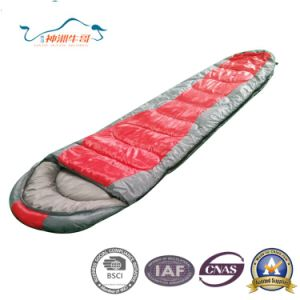 Hollow Fibre Polyester Camping Sleeping Bag