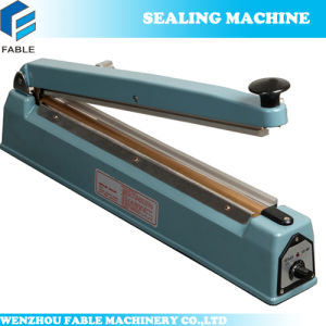 Simple Operating Hand Impulse Sealer (PFS-100) pictures & photos