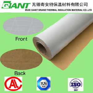 Flame Retardant White Polypropylene Scrim Kraft Facing pictures & photos