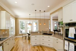 American Style White Kitchen Cabinets (w25) pictures & photos