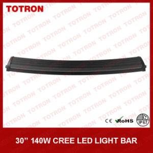 """29.5"""" 140W High Quality Single Row CREE LED Light Bar for 4X4 with CE, RoHS, IP67 Certificated (TLB5140X) pictures & photos"""