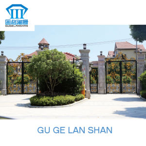High Quality Crafted Wrought Iron Gate/Door 022 pictures & photos