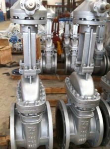 Gear Operating Wedged Gate Valve pictures & photos