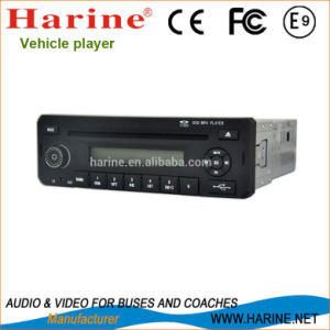 Mic Memory 4X25W Built-in Amplifier Car DVD pictures & photos