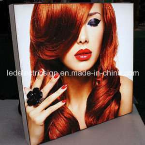 Borderless Light Box Fabric Light Box with Fabric Face LED Light Box pictures & photos