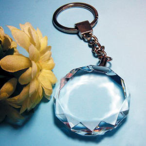 Cheap Custom Crystal Keychain Keyring for Gift pictures & photos