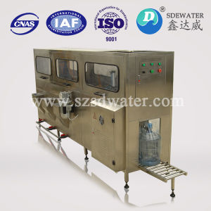 20 Liter Plastic Bottle Drinking Water Bottling Machine pictures & photos