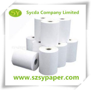 China ATM Thermal Paper OEM 60GSM pictures & photos