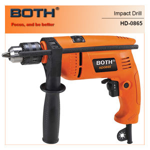 810W 13mm Electric Impact Drill (HD0865) pictures & photos