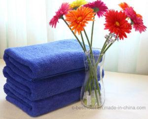 Hotel Bath Towel 100% Cotton White 500g 70cm X 140cm pictures & photos