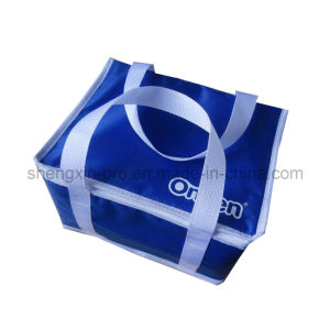 Popular 420d Polyester Cooler Bag in EUR pictures & photos