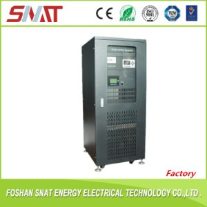 10kw Three Phase Solar System of Hybrid Power Inverter with Built-in Charge Controller pictures & photos