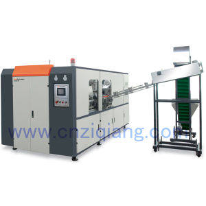 600ml / 4 Cavities Fully Automatic Pet Blow Molding Machine pictures & photos
