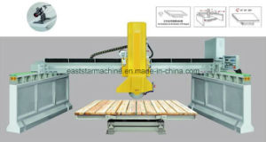 Infrared Bridge Cutting Stone Machine Pillared PLC-600 pictures & photos
