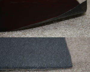 Transparent Carpet Surface Protectective Tape pictures & photos