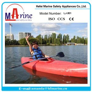 Best Sale Blue Color EPE Foam Kayak Canoe Life Jacket pictures & photos