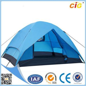 Outdoor Canvas Bell Camping Works Tent pictures & photos