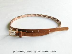 Fashion Latest Ladies Elastic Belts, Metal Belts