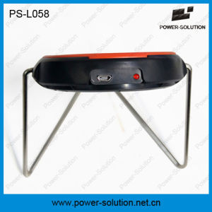 Power-Solution Portable Affordable Mini LED Solar Powered Reading Lamp (PS-L058) pictures & photos