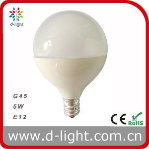 G45 E12 110V Mini LED Bulb 5W 400lm