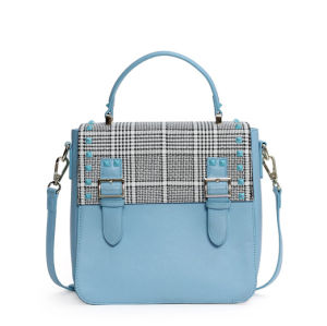 New Arrival Women Fashion Leather Bags Cheap Price for Ladies Handbags (ZX10378) pictures & photos