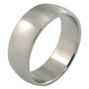 Stainless Steel Men′s Matte Couples Rings pictures & photos